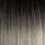 Ombre #01b Natural Black #1001 Light Silver