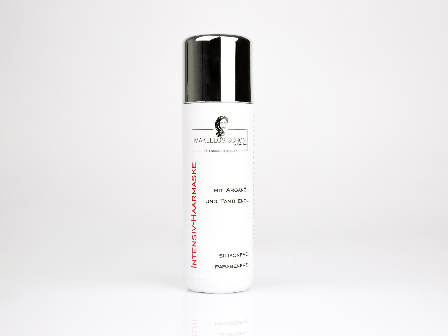 Intensiv HaarmasAke mit Arganöl