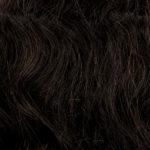 #01 Black Curly