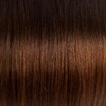 Ombre #01b Natural Black #6 Hazelnut Brown
